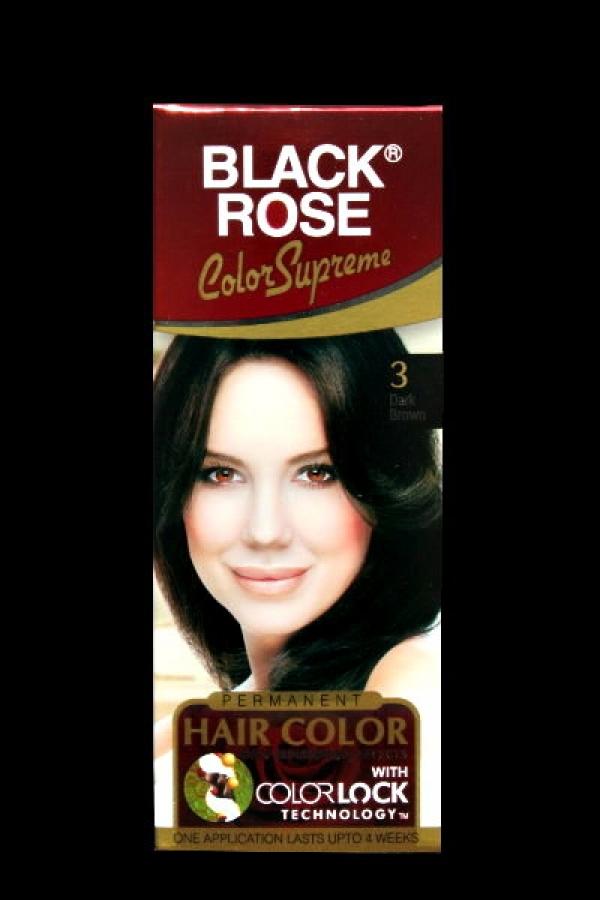 Buy Black Rose Hair Color 3 Online At Best Price Rs 110 In